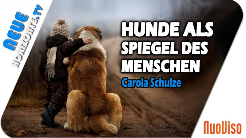 Hunde als Spiegel der Menschen – Carola Schulze