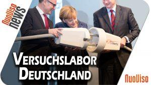 Versuchslabor Deutschland – NuoViso News #43