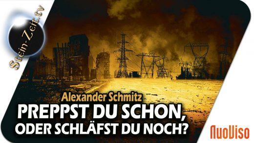 Urbane Krisenvorsorge – Alexander Schmitz bei SteinZeit