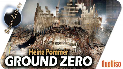 Das Ground Zero Modell – Dipl. Physiker Heinz Pommer bei SteinZeit