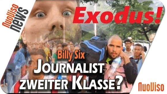 Billy Six – Journalist zweiter Klasse?