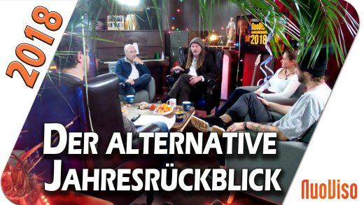 2018 – Der alternative Jahresrückblick