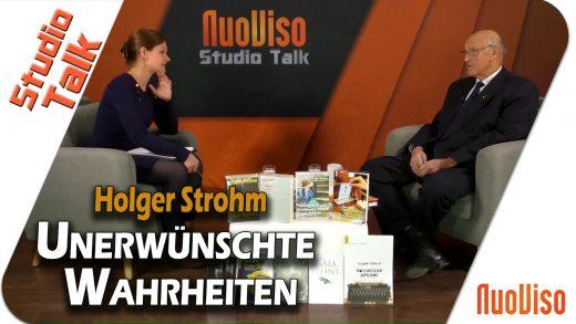 Unerwünschte Wahrheiten – Holger Strohm im NuoViso Talk