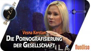 Die Pornografisierung der Gesllschaft – Vesna Kerstan bei SteinZeit