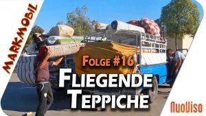 Fliegende Teppiche – MARKmobil #16