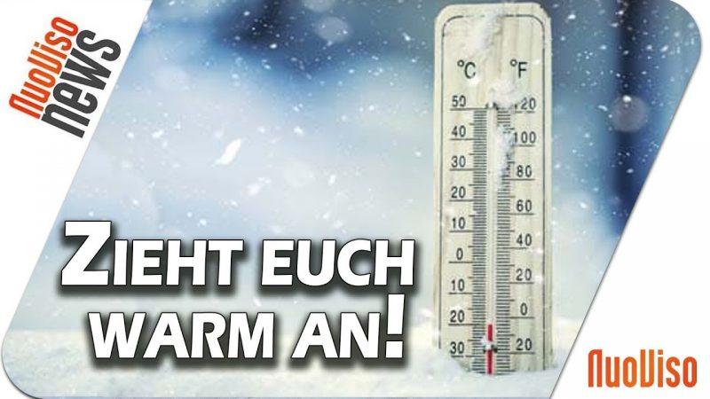 Zieht euch warm an! – NuoViso News #44
