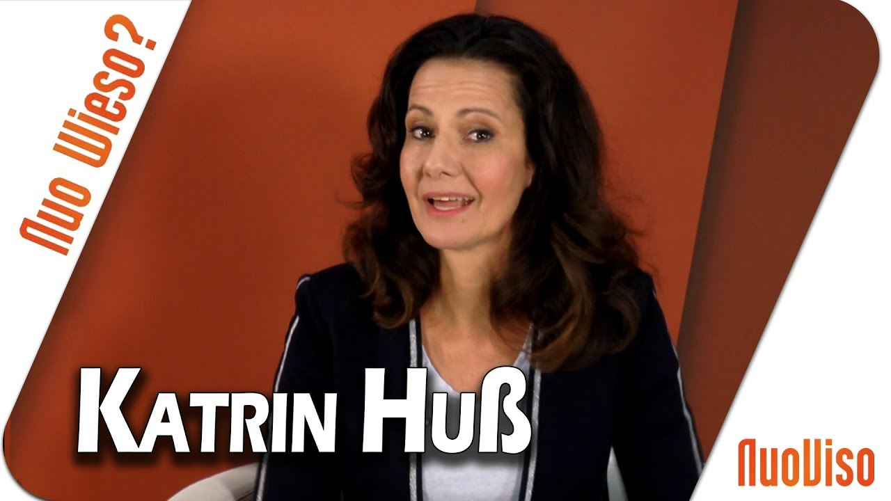 NuoWieso? #7 – Katrin Huß (Fernsehmoderatorin)