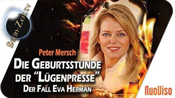 Der Fall Eva Herman – Peter Mersch bei SteinZeit