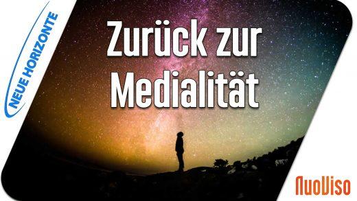 Zurück in die Medialität – Stefanie Menzel