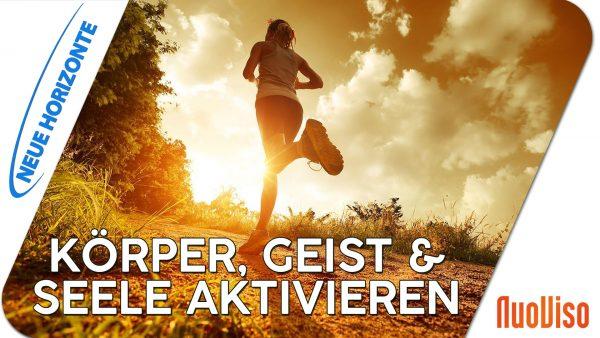 Zurück in die Kraft durch Stoffwechselaktivierung – Frank Winkler