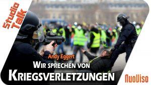 """""""Wir sprechen von Kriegsverletzungen"""" – Andy Eggert im NuoViso Talk"""
