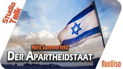 Der Apartheidstaat – Nirit Sommerfeld im NuoViso Talk