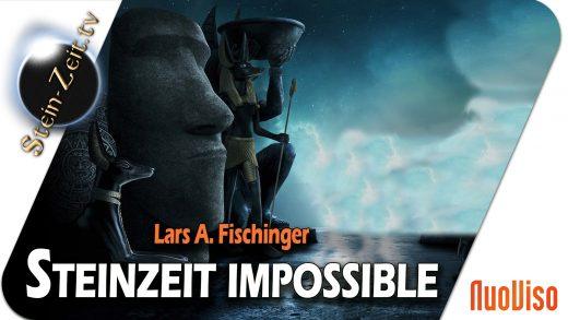 SteinZeit impossible – Lars A. Fischinger im Gespräch mit Robert Stein