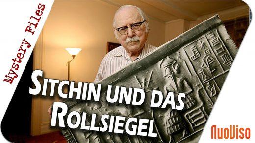 Sitchin und das Rollsiegel – Mystery Files #2