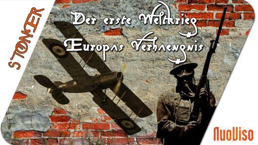 Erster Weltkrieg: Europas Verhängnis – Wolfgang Effenberger im Gespräch mit Frank Stoner