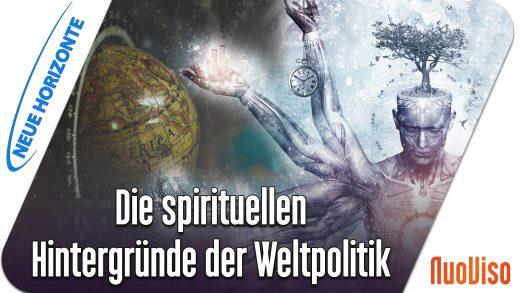 Die spirituellen Hintergründe der Weltpolitik – Axel Burkart