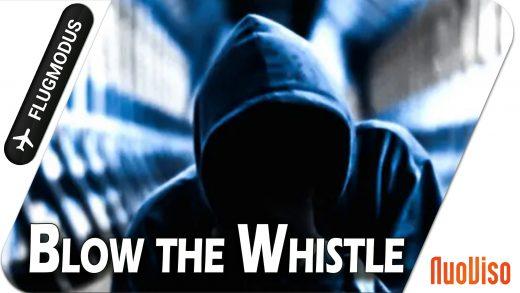 Deutschland gegen zu einfachen Whistleblower Schutz