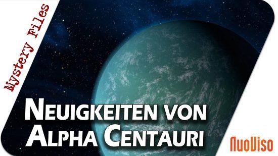 Neuigkeiten von Alpha Centauri – Mystery Files #5
