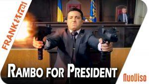 Rambo for President – frank&frei #1