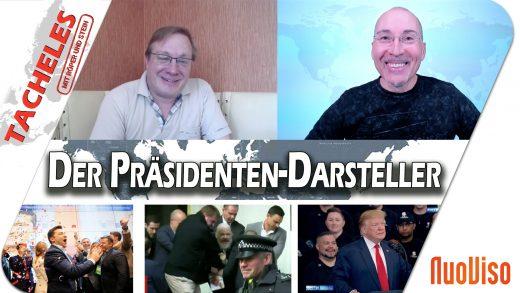 Der Präsidenten-Darsteller – Tacheles #4