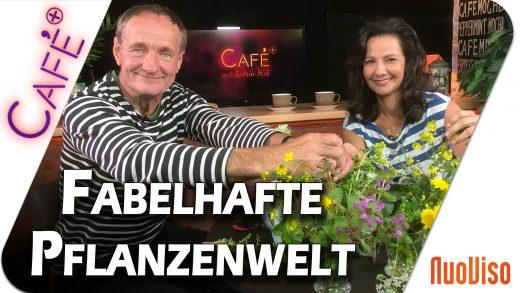 Fabelhafte Pflanzenwelt – Jürgen Feder im Gespräch mit Katrin Huß