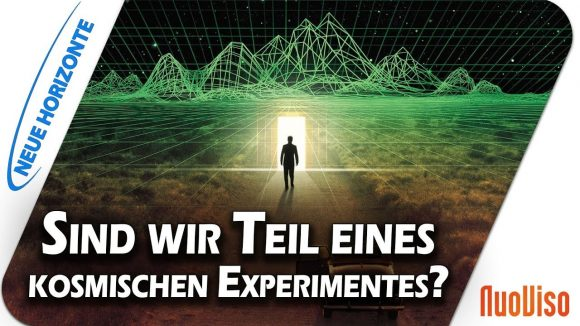 Planet Erde – Das Experiment des Universums? Teil 1 – Barbara Thielmann
