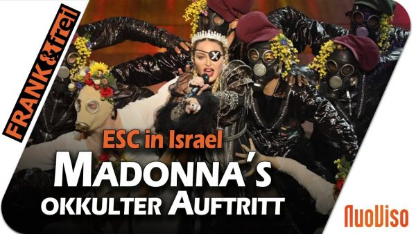 Madonna's okkulter Auftritt in Israel
