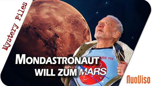 Mondastronaut fordert Trump auf, den Mars zu kolonisieren – Mystery Files #6
