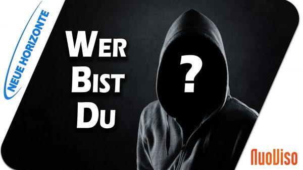 Woher weißt du wer du bist? – Alfred Dietrich