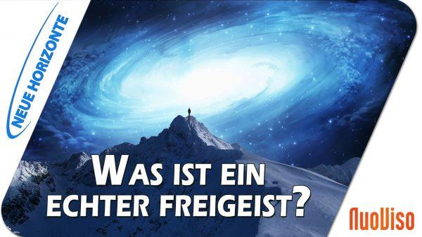 Was ist ein echter Freigeist?  – Bruno Würtenberger