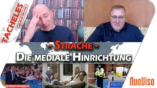 Strache – Die mediale Hinrichtung – Tacheles #06