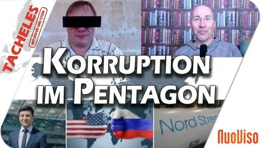 Korruption im Pentagon – Tacheles #05