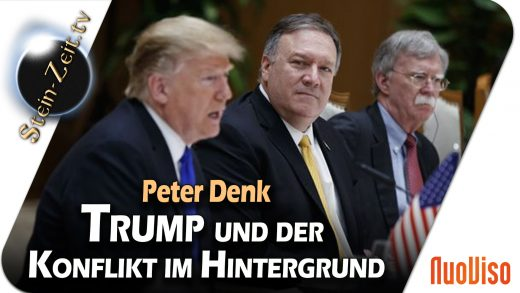 Trump und der Konflikt im Hintergrund – Peter Denk bei SteinZeit