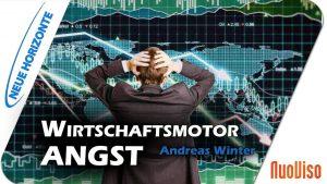 Angst als Schmierstoff der Leistungsgesellschaft – Andreas Winter bei Neue Horizonte