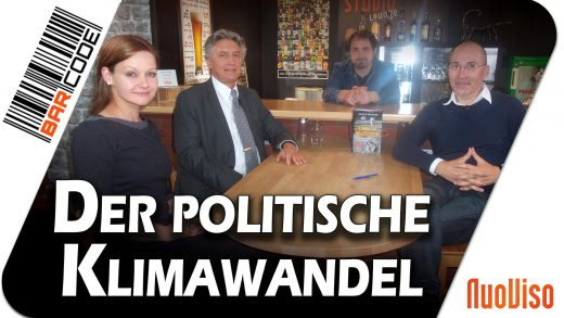 Der politische Klimawandel – BarCode mit Gerhard Wisnewski, Robert Stein & Julia Szarvasy