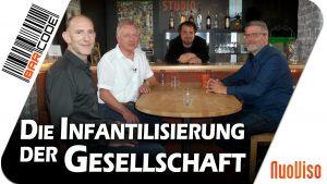 Die Infantilisierung der Gesellschaft – BarCode mit Andreas Winter, Frank-R. Halt, G. Wittneben