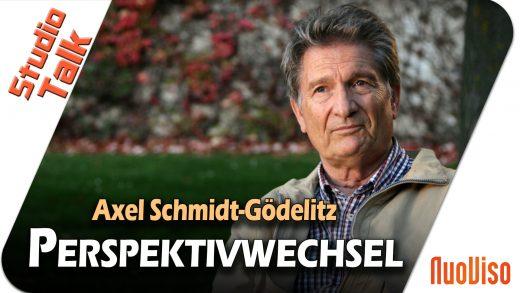 Perspektivwechsel – Axel Schmidt-Gödelitz im NuoViso Talk