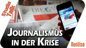 Journalismus in der Krise – Julia Szarvasy im Gespräch mit Robert Stein