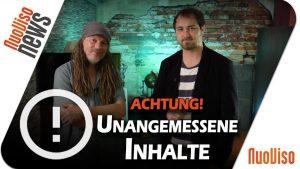 Achtung! Unangemessene Inhalte – NuoViso News #59