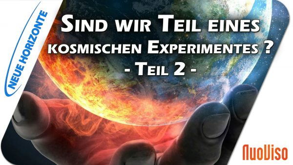 Planet Erde – Das Experiment des Universums? Teil 2 – Barbara Thielmann