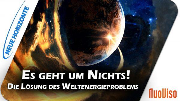 Bewusstseinssprung durch Freie Energie? – Peter Lemar