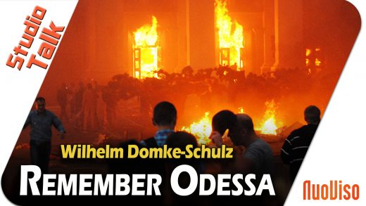 Remember Odessa – Wilhelm Domke-Schulz im NuoViso Talk