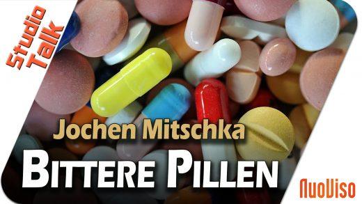 Bittere Pillen für die Pharma – Jochen Mitschka im NuoViso Talk