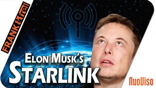 Elon Musk's Starlink