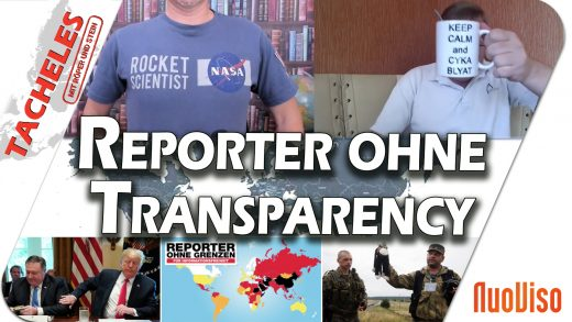 Reporter ohne Transparency – Tacheles #9