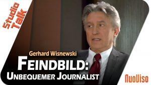 Feindbild: Unbequemer Journalist – Gerhard Wisnewski im NuoViso Talk