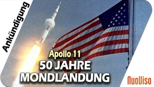 Apollo 11 – Der Countdown läuft