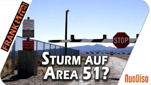 Sturm auf Area51 ? – frank & frei