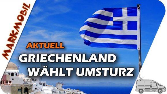 Griechenland wählt Umsturz