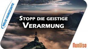Stopp die geistige Verarmung – Heinz Grill
